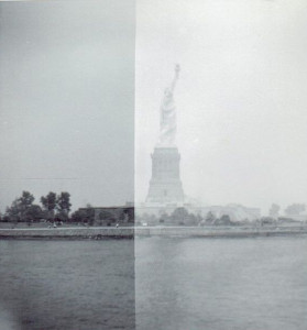 statue of liberty 1963