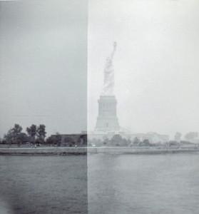 statue of liberty 1963